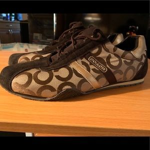 Coach Sneakers size 11